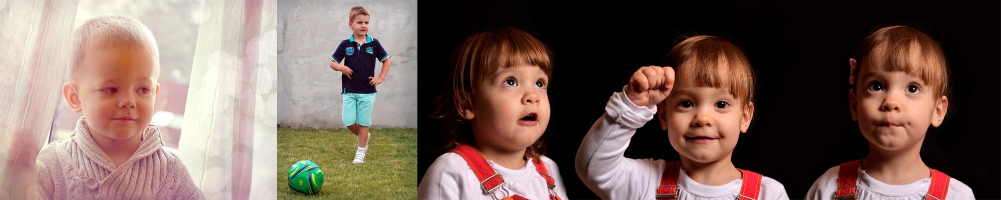 Baba és gyermek portré fotózás szalag 02